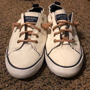 Off white Sperry Top-Sider